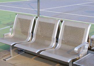 Stainless Steel Benches - Gnatt, SC