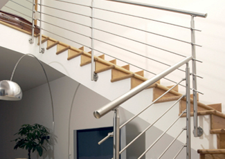 Stainless Steel Handrails - Greenville, SC Custom Stainless Fabrication