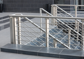 Stainless Steel Handrails - Spartanburg, SC